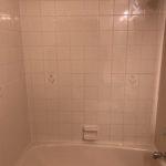 grout medic bathtub after